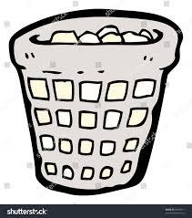 waste paper basket cartoon stock illustration 94666111 shutterstock