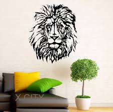 wall stickers murals wall decal vinyl stickers cat pride animals home