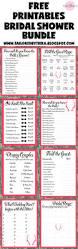 best 25 bridal shower bingo ideas on pinterest bridal games