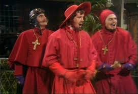 Spanish Inquisition Meme - nobody expects the spanish inquisition scott woodard coaching
