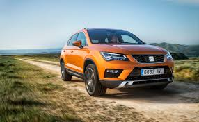 seat ateca interior new 2016 seat ateca suv review promises a lot on and off road