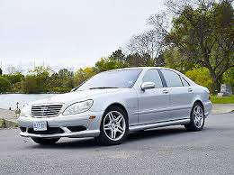 2003 mercedes amg for sale mercedes s class s55 2003 mercedes s55 amg silver on black