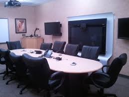 High Tech Home Room Conference Room Technology Home Design Popular Excellent