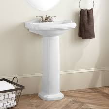 Wrought Iron Bathroom Accessories by Pedestal Sinks Classic And Modern Pedestal Sinks Signature Hardware