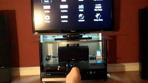 New Media Room Oppo Denon Infinity Sonos Kinect Youtube
