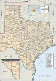 Blank Texas Map by State And County Maps Of Texas