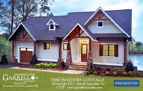 french european house plans walkers cottage house plan house plans by garrell associates inc