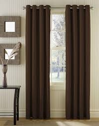 Small Bedroom Window Treatment Ideas Cute Brown Bedroom Curtains For Single White Windows Frames Also