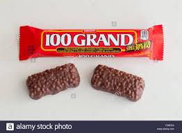 where can i buy 100 grand candy bars a 100 grand bar a chocolate candy bar made by nestlé stock photo