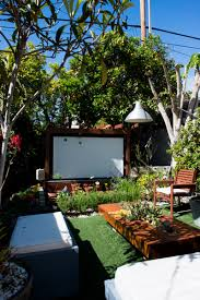 bring more entertainment to your backyard by building an outdoor