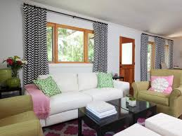 chevron curtains in living room living room ideas