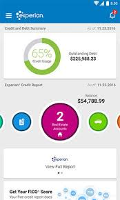 experian credit bureau free credit report android app experian