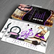 Makeup Business Cards Designs 20 Best Top Converting Business Cards Images On Pinterest
