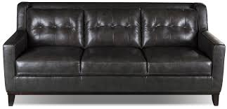 The Brick Leather Sofa Davina Genuine Leather Sofa Smoke The Brick Home Inspiration
