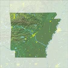 us map with arkansas epa in arkansas us epa