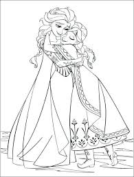 elsa and anna coloring pages to print elsa and anna coloring page free frozen coloring pages with frozen