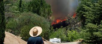 Wildfire History by Fire Tracker 89 3 Kpcc