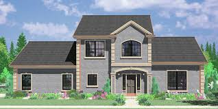 house plans master on colonial house plans southern and home styles
