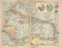 Garmin Maps Central America by Political Map Of Central America And The Caribbean Nations