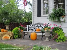 Fall Flags Yard Exterior Design Astonishing Outdoor Thanksgiving Decorations With