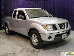 nissan frontier xe 2006 2006 nissan frontier se king cab in radiant silver 451233
