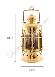 nautical lamps brass masthead lantern 13 5