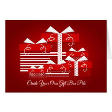create your own christmas card create your own gift box pile greeting card box create and gift