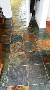 cleaning and sealing slate floor tiles in dorchester