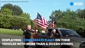 Facts About Georgia State Flag Georgia Couple Sentenced To Prison For Racial Threats Youtube