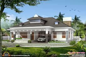 single floor house elegant single storied house kerala home design and elegant house