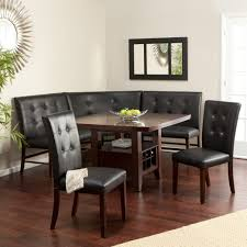 dining room beige white set with carved acrylic tufted grey chairs