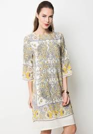 Batik Bateeq bateeq flower printed dress i beli di zalora indonesia 皰 batik