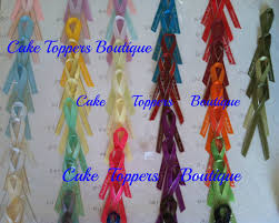 printed ribbons for favors printed ribbon baptism personalized ribbon by caketoppersboutique