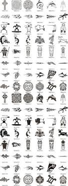 tribal symbols meaning search tattoos