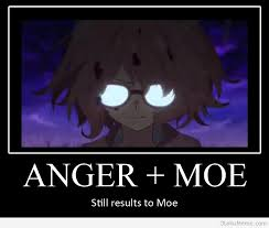 Moe Meme - otaku meme anime and cosplay memes angry moe
