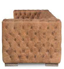 Tufting Sofa by Pelly Tufted Sofa Tan Sarreid Ltd Portal Your Source For The