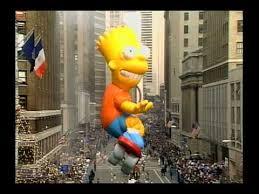 bart macy s day parade balloon 1991