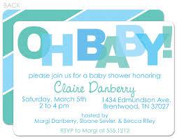 baby boy shower invitation wording plumegiant com