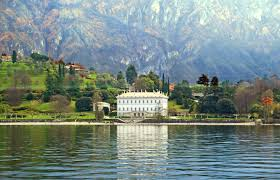 George Clooney Home In Italy Tour Italy U0027s Lake Como By Boat Architectural Digest