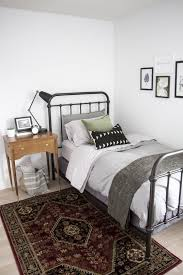 bed frames queen iron headboard wrought iron bed king black