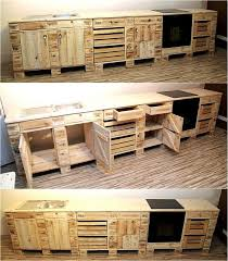 How Make Kitchen Cabinets by Best 25 Pallet Kitchen Cabinets Ideas That You Will Like On
