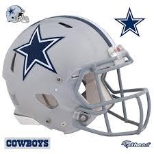 fathead 45 in h x 56 in w dallas cowboys helmet wall mural 11