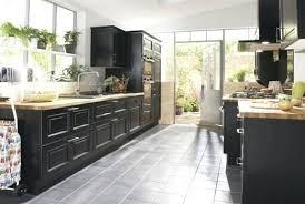 meuble cuisine laqué noir meuble cuisine noir meuble four encastrable 11 meuble de cuisine