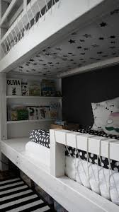 Black And White Bed 317 Best Baby U0026 Kids Bedroom Decor Images On Pinterest