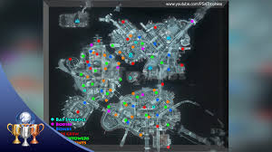 Map Quests Batman Arkham Knight Map Side Quests Heir To The Cowl The