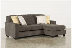 Sleeper Sofa With Chaise Sectionals Sofas Free Assembly With Delivery Living Spaces