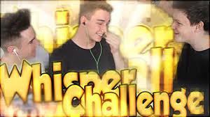 Challenge Z Naruciakiem I Stuu Whisper Challenge Stuu Dubiel