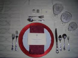 Formal Setting Of A Table Examples Of Table Settings
