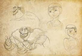 brave sketches 2 rivercreek deviantart