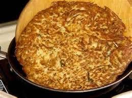 cours de cuisine 95 rösti roulé au boursin gratiné la classe des gourmets